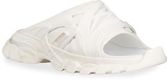 Balenciaga Track Chunky Slide Sandals