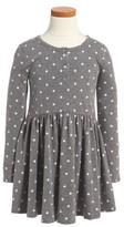 Tucker + Tate Toddler Girl's Print Knit Dress