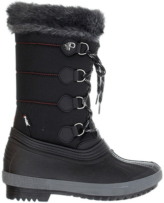 Pajar Olga Faux Fur Trimmed Waterproof Boot