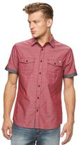Rock & Republic Big & Tall Textured Button-Down Shirt