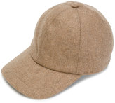 Eleventy plain wool cap - men - Polyester/Wool - 57