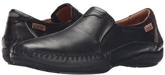 PIKOLINOS San Telmo M1D-6032 (Black/Dark Grey) Men's Shoes