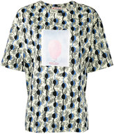 Marni printed T-shirt - women - Cotton - 40