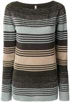 Antonio Marras striped knitted sweater