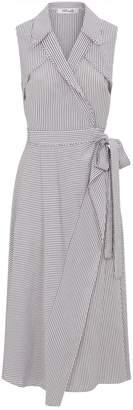 Diane von Furstenberg Asymmetric Wrap Charleigh Dress
