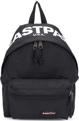 Eastpak top-logo backpack