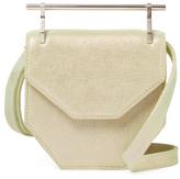 M2Malletier Amour Fati Mini Leather Shoulder Bag
