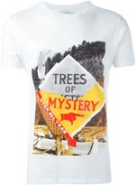 Soulland 'Trees of Mystery' T-shirt - men - Cotton - M