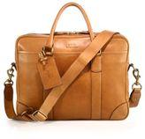 Polo Ralph Lauren Leather Commuter Bag