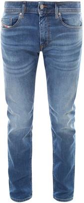 Diesel Mid-Rise Jeans