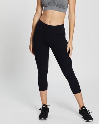 Sweaty Betty Power Crop Workout Leggings