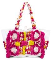 Antik Batik Cabas Cotton Handbag