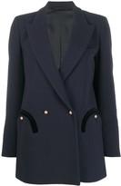 BLAZÉ MILANO double breasted jacket