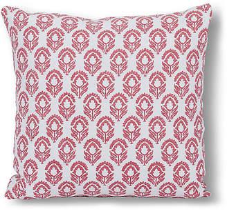 Kim Salmela Bodhi 20x20 Pillow - Red Jasmine