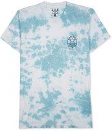 JEM Men's Tie-Dyed Graphic-Print T-Shirt