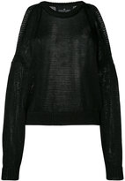 Designers Remix Flynn jumper - women - Nylon/Polyester - XS
