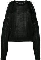 Designers Remix Flynn jumper - women - Polyester/Nylon - XS