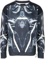 Diesel printed jumper