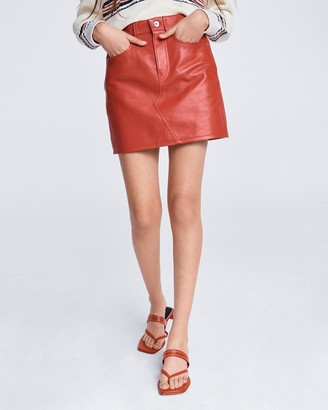 Rag & Bone Itty bitty mini skirt