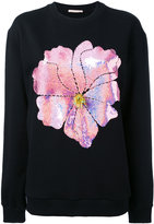 Christopher Kane sequin detail sweatshirt