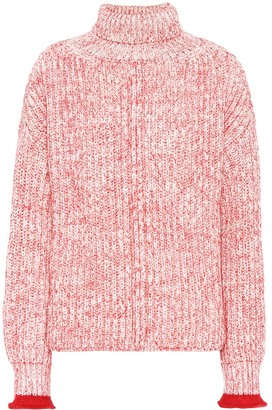 Chloé Wool and mohair-blend sweater