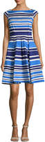 Kate Spade Women's Mariella Striped Dress