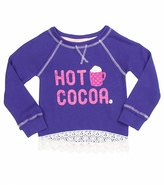 Roxy Girls' How Lovely L/S Pullover (47) - 7535736