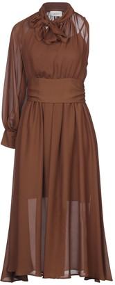Vicolo 3/4 length dresses