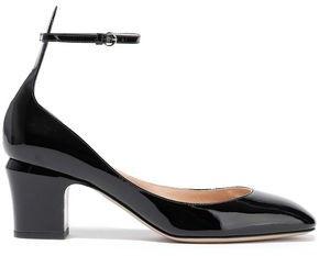Valentino Garavani Tango Patent-leather Pumps
