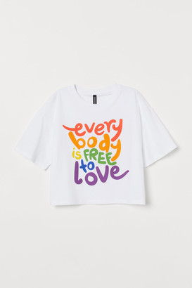 H&M Short T-shirt