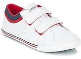 Le Coq Sportif SAINT GAETAN PS CVS White / Red