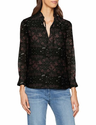 Great Plains Women's Speckled Flower Blouse