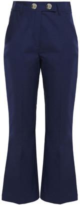 Love Moschino Cotton Kick-flare Pants