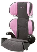 Dorel Juvenile Group Cosco Rightway Pronto! Booster Car Seat, Cotton Candy by Cosco