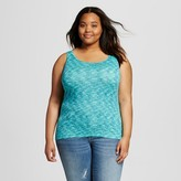 Women's Plus Size Long and Lean Tank - Mossimo Supply Co.