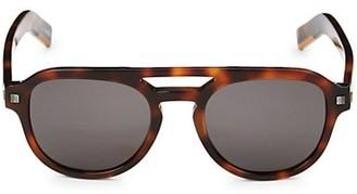 Ermenegildo Zegna 51MM Aviator Sunglasses
