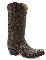 Lucchese Since 1883 Lasercut Boots