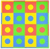 Tadpoles 32-pc. Circles Foam Playmat
