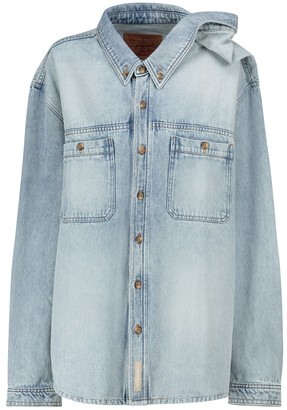 Y/Project Denim shirt