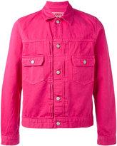 Comme des Garcons flap pockets denim jacket - men - Cotton - S