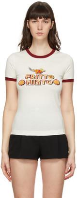 Dolce & Gabbana Off-White Fritto Misto T-Shirt