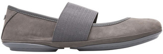 Camper Right Medium Grey Flat Shoe