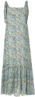 Clube Bossa Dorothea printed midi dress
