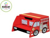 Kid Kraft Fire Truck Step Stool