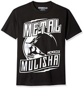 Metal Mulisha Men's Plus Size Spark Tee