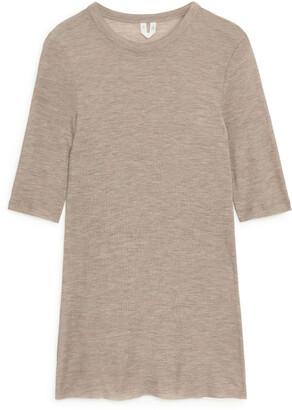 Arket Merino Lyocell T-shirt