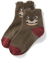 Old Navy Non-Skid Crew Socks for Toddler & Baby