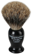 Taylor Of Old Bond Street Taylor of Old Bond Street Black Pure Badger Shaving Brush (Medium)