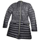 Peuterey Grey Coat for Women