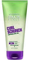 Garnier Fructis Style Curl Scrunch Controlling Gel, Curly, 6.8 oz. (Packaging May Vary)